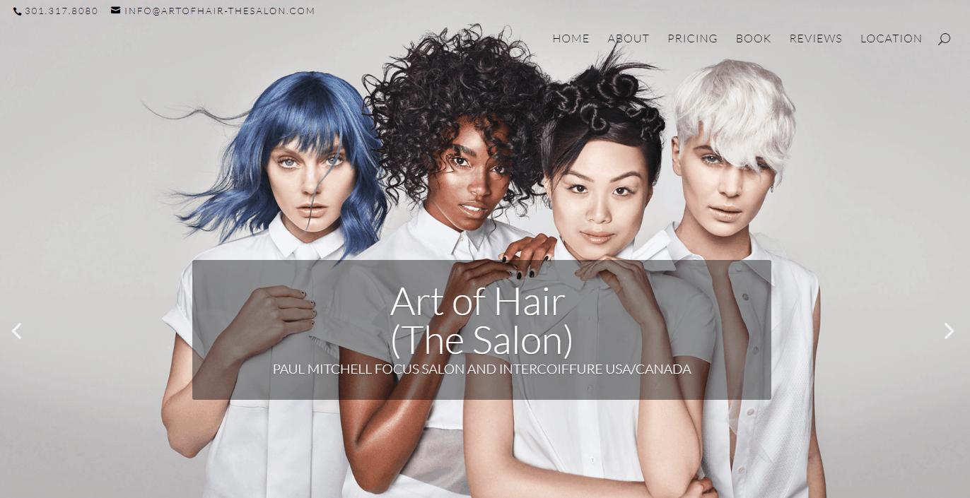 velocity merchant services - hair salon